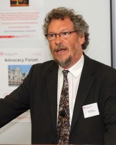 Nigel Duncan, Professor of Legal Education (The City Law School)