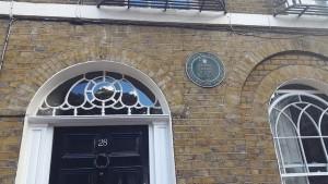 Orwell door