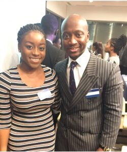 Christianah with Tunde